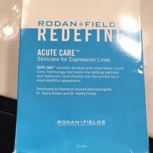 Rodan and Fields Acute Care, 7 out of 10 (2packs)